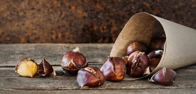 Chrumkavé gaštany – skvelá pochúťka, ktorá podporí zdravie