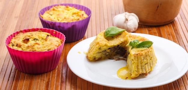 Hubovo špenátové muffiny: recept na nízko-sacharidové raňajky, po ktorých nebudete cítiť hlad!
