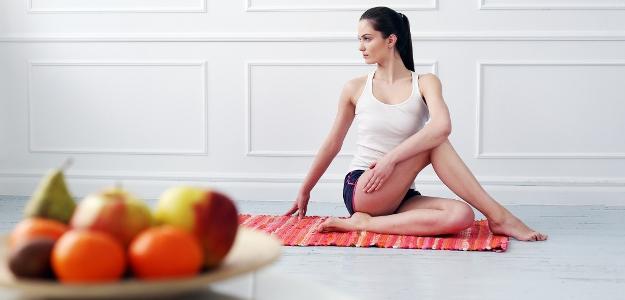 JOGA a STRAVA. Ako sa stravuje jogínka? Podelíme sa s vami o recept