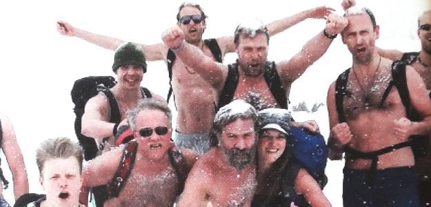 ICE PARTY v Bratislave. Ako dlho by ste vydržali v ľadovom kúpeli vy? Pozor, SÚŤAŽ!!!