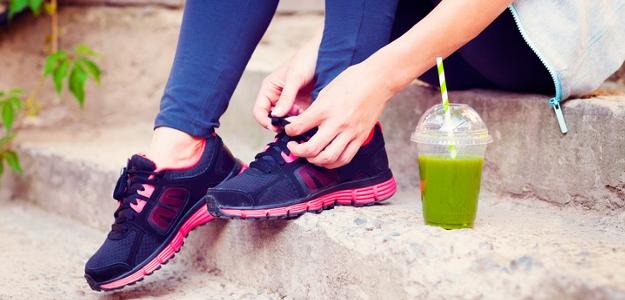 Ide vám o bežecké výsledky? Jedzte správne PRED a PO behu.