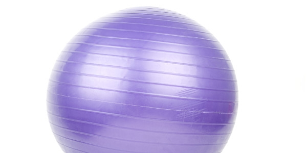 FIT lopta: cviky pre POKROČILÝCH... máte na to?