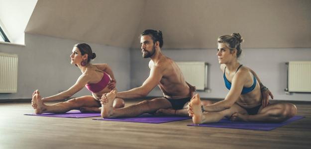 Hot joga: Vypotíte toxíny, tuk i zlú náladu!