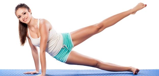 Cvičte doma - 7 cvikov pre nohy ako vymodelované