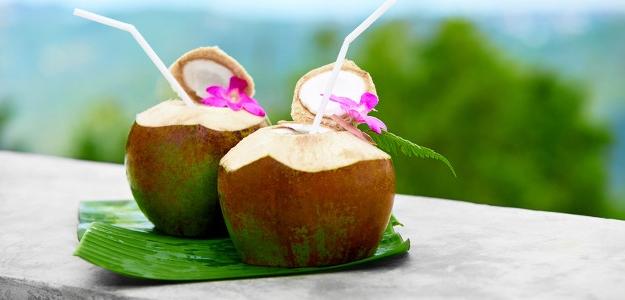 TOP 6 pozitív kokosovej vody