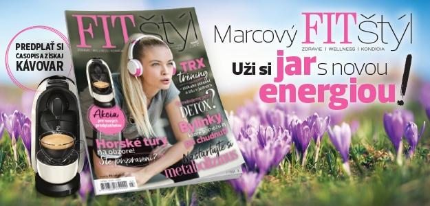 Marcový FIT štýl. Uži si jar s novou energiou!