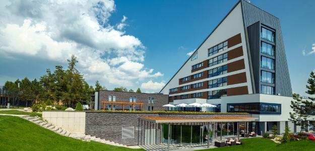 HORIZONT Resort **** – najmodernejší štvorhviezdičkový wellness hotel vo Vysokých Tatrách.
