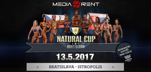 MEDIA4RENT Natural Cup – výnimočná súťaž v naturálnej kulturistike!