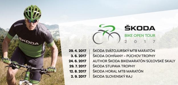 Najväčšie preteky v horskej cyklistike ŠKODA STUPAVA TROPHY už tento víkend