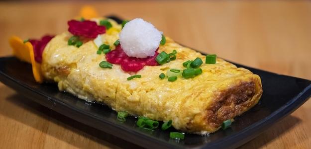 Japonská omeleta TAMAGOyaki