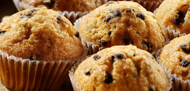 Amarantové muffiny