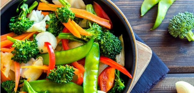 Zeleninová panvička