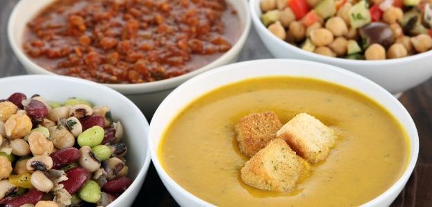 4x horúce a výdatné polievky