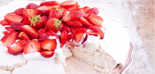 Jahodovo-makový koláč s Agarom