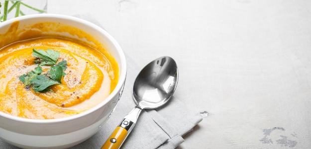 Luxusná a rýchla tekvicová polievka