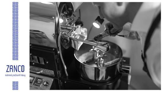Výnimočná, čerstvo pražená remeselná ZRNCOvá káva z Košíc