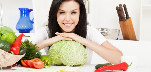 4 postupy výberu a prípravy jedla u vegetariánov