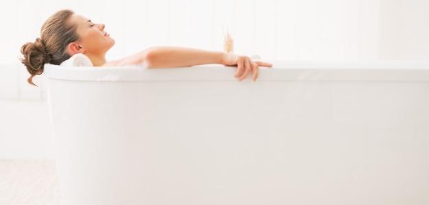Zbavte sa toxínov zásaditým kúpeľom a chudnite!