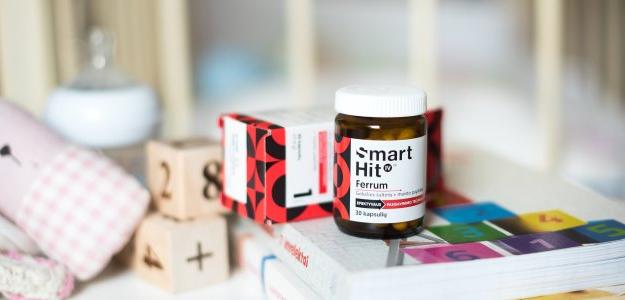 Prečo užívať inteligentné ŽELEZO SmartHit Ferrum?