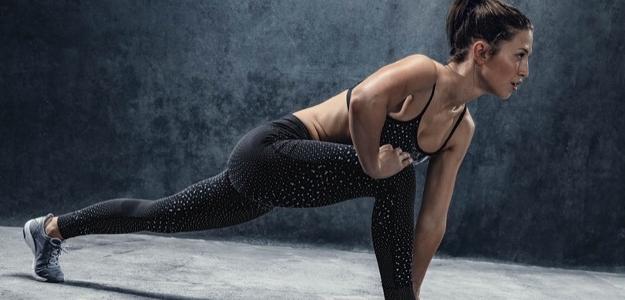 Športové oblečenie má byť vaša druhá koža. Taká je aj nová kolekcia Reebok – Crafted by Fitness.