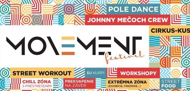 Jedinečný Festival pohybu v Leviciach