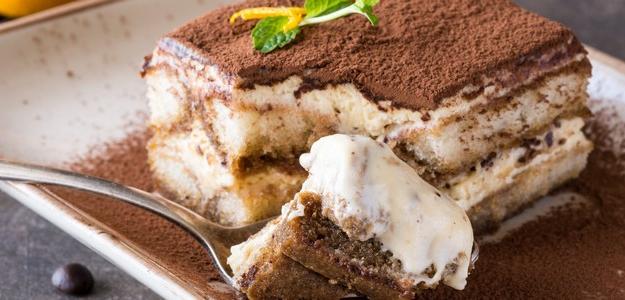 Zravá a fit verzia obľúbeného dezertu Tiramisu