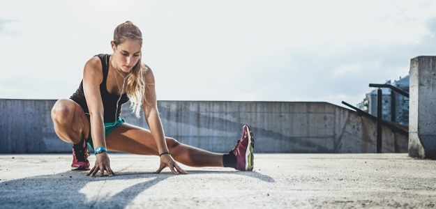 Zacvičte si vonku: Tréning s pomôckami