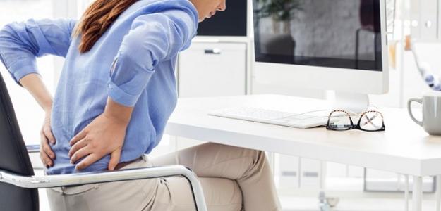 Bolesti chrbta: Ofúklo vás? TOTO vám pomôže