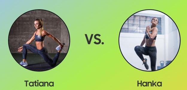 Športový duel dvoch blogeriek sa spustil