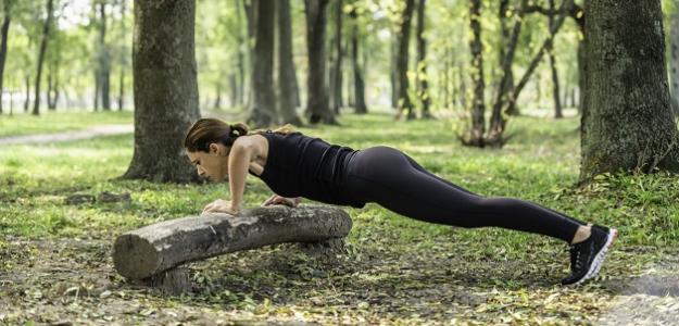 Dajte si do tela: Dynamické outdoor polhodinovky