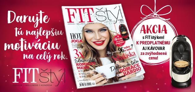 Zimné vydanie FIT štýlu už na vás čaká!