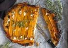 Mrkvový koláč s Fetou a tymianom