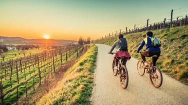 Bicyklujte tak, ako to máte radi!