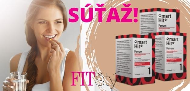SÚŤAŽ o prvotriedne, vysokoúčinné ŽELEZO SmartHit® Ferrum