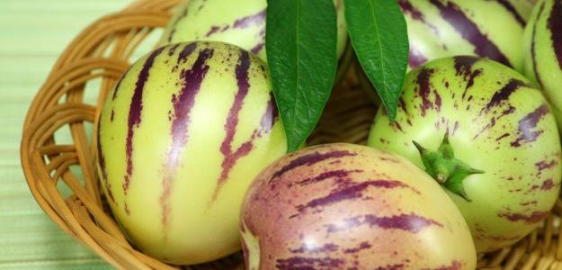 PEPINO - zelenina s chuťou ovocia. Už ste ho jedli?