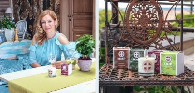 Sviečka namiesto dezinfekcie? Šikovná Slovenka vymyslela prevratný produkt