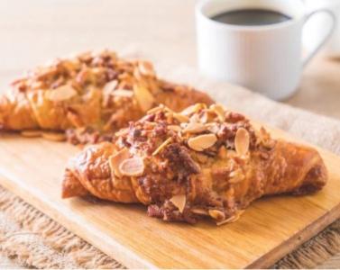 Mandľové croissanty
